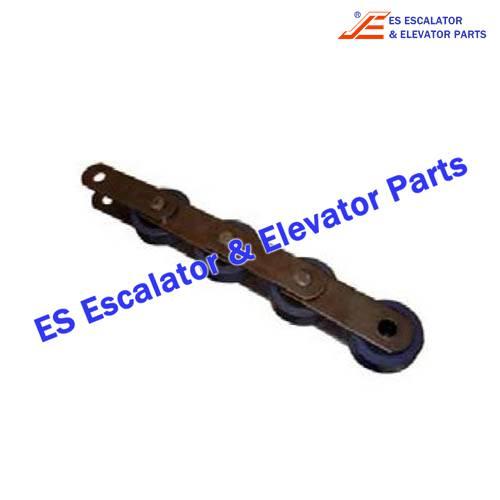 Thyssenkrupp Escalator Parts 7008380000 Step Chain 205KN