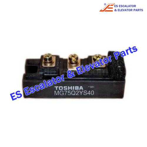 <b>Toshiba Elevator MG75Q2YS40 Supply power module</b>