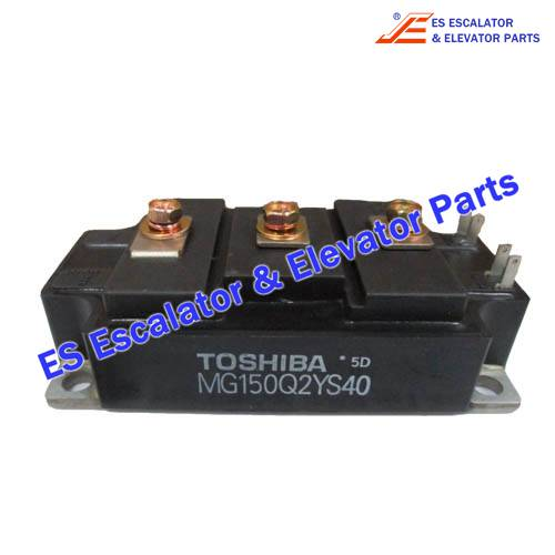 Toshiba Elevator MG150Q2YS40 Supply power module