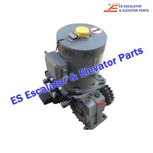 Escalator Parts YFD132M2-6B Motor