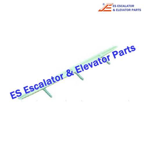 ESThyssenkrupp Escalator 11BG8003800 Step Guide Shoe