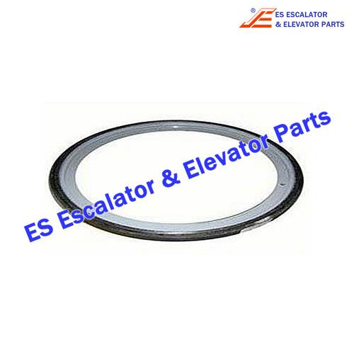 Thyssenkrupp Escalator Parts 1709115000 Handrail drive wheel