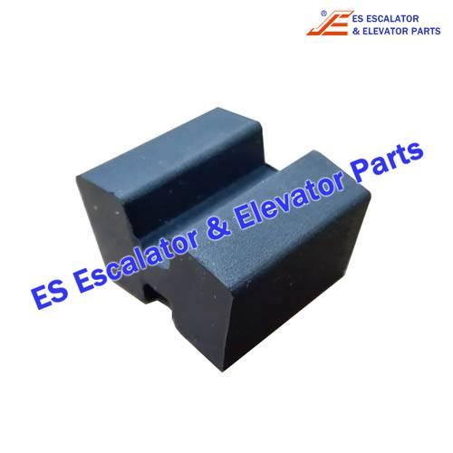 XIZI OTIS escalator DAA320AA1 Rubber buffer for EC-W1 gearbox coupling