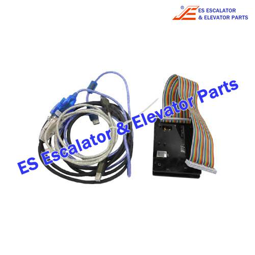 ESMitsubishi Escalator AF-MI10955A service tool MC card