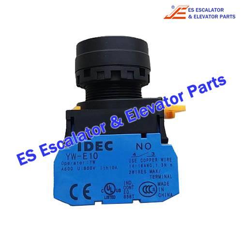 SJEC Escalator YW-E10 Switch button