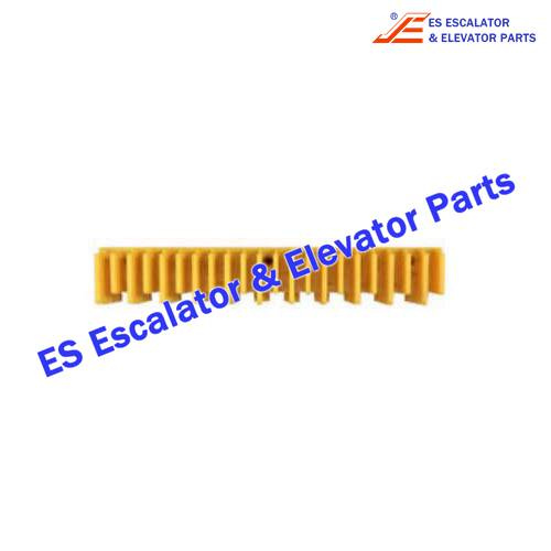 ESFujitec Escalator L57332120A Step Demarcation