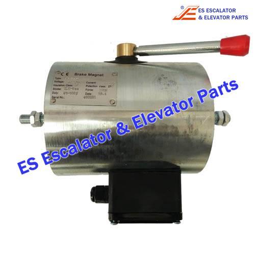 ESThyssenkrupp Escalator Parts 6550150000 KUHSE Brake coil GSD135.1101