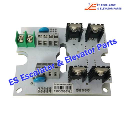 ESOTIS Escalator Parts DAA26800BE1 Brake Magnet