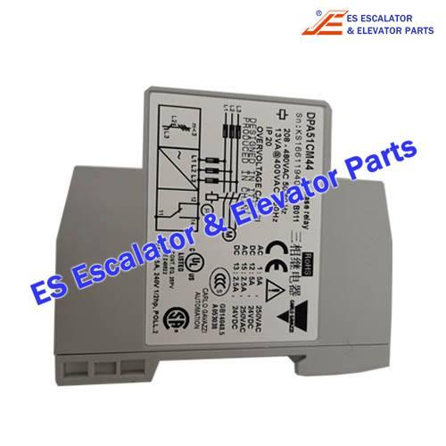 Thyssenkrupp Escalator DPA51CM44 Relay