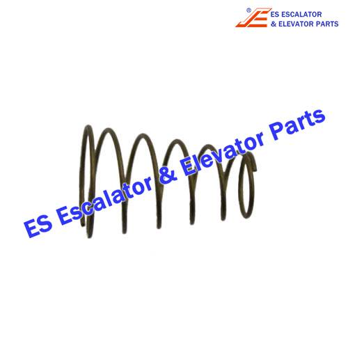 KONE Escalator KM5065011H01 PRESSURE SPRING