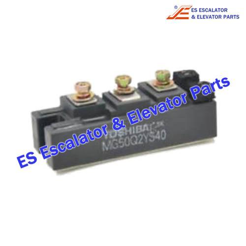 <b>ESTOSHIBA Escalator MG50Q2YS40 Module</b>