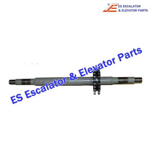 Escalator SMH405622 handrail axle
