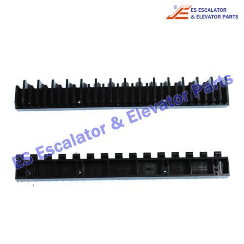 ESOTIS Escalator XAB455K2 Step Demarcation