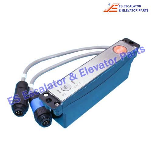 ESOTIS Escalator DAA26220NNY8 Key Switch