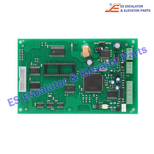 ESThyssenkrupp Elevator LMS1 PCB