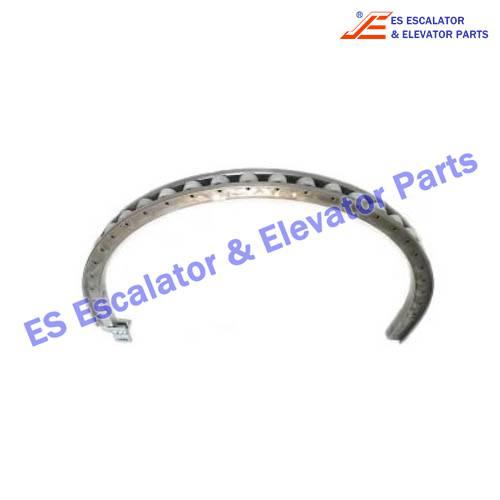 ESThyssenkrupp Escalator 17370021 handrail return guide