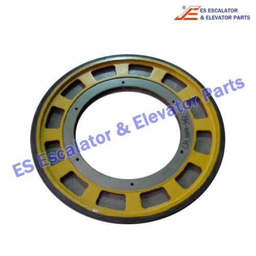 ESSSL Escalator ESSSL-00006 Handrail Friction Gear