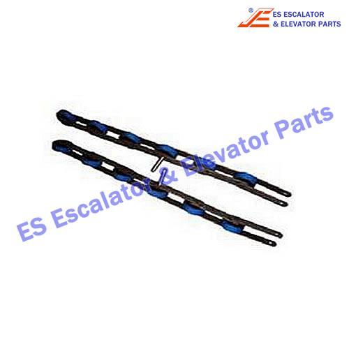Thyssenkrupp Escalator Parts 7008670000 Step Chain 160KN (Common type)