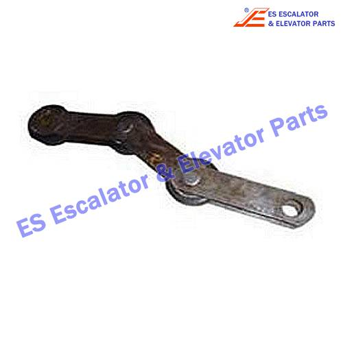Thyssenkrupp Escalator Parts 7008300000 Singular Step Chain 205KN