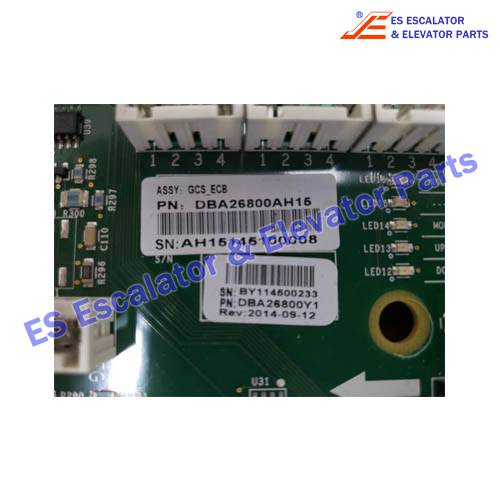 ESXIZI OTIS Escalator 508 DBA26800AH15 PCB