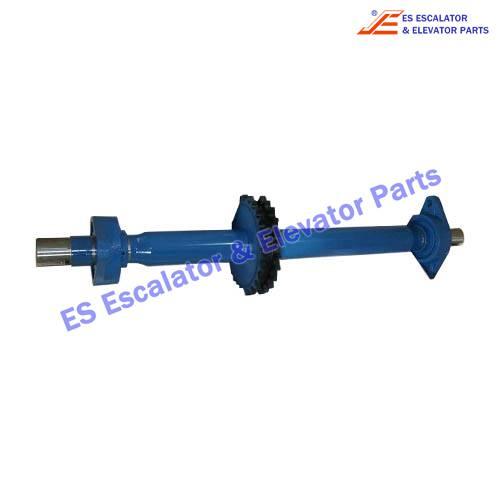 Escalator XAA26180CJ32 Handrail drive shaft
